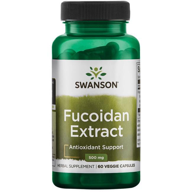 100% Pure Maximum-Strength Fucoidan Extract