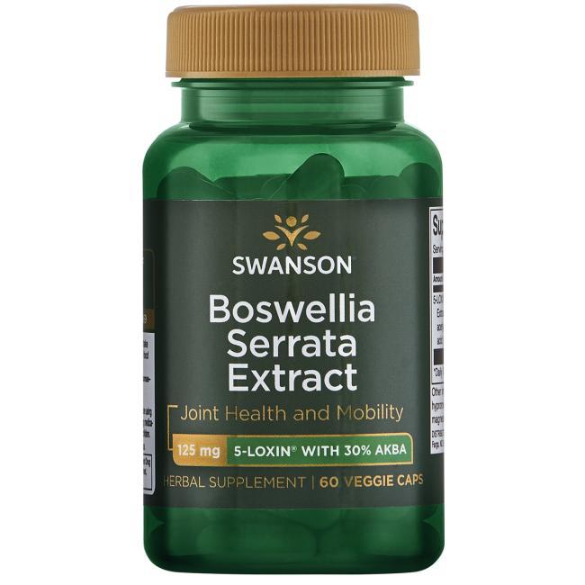 5-LOXIN® Boswellia Serrata Extract