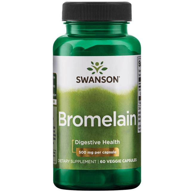 Maximum Strength Bromelain 1,200 GDU