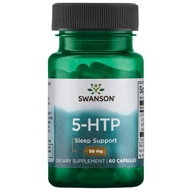 5-HTP 50 mg 60 Caps