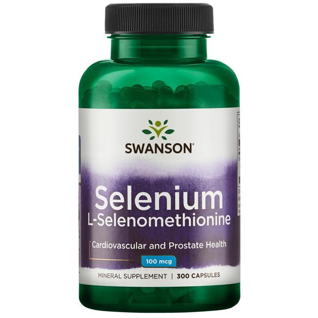 Selenium (L-Selenomethionine)