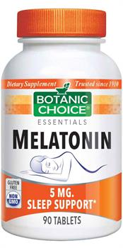 Melatonin 5 mg 90 tabs