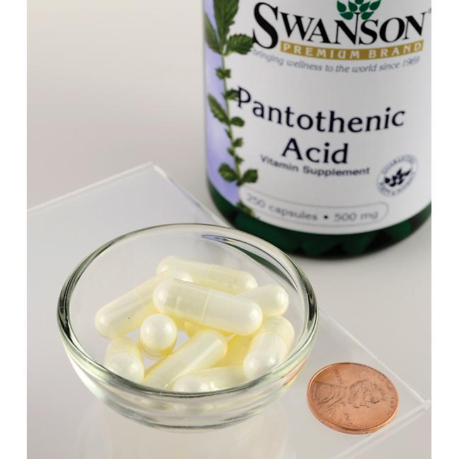 Pantothenic Acid (Vitamin B-5)