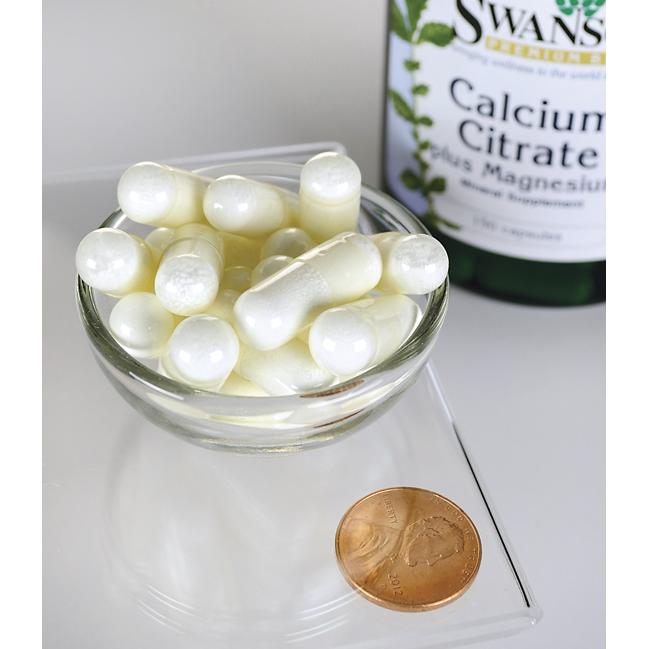 Calcium Citrate Plus Magnesium