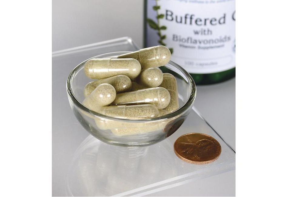 Buffered Vitamin C with Bioflavonoids