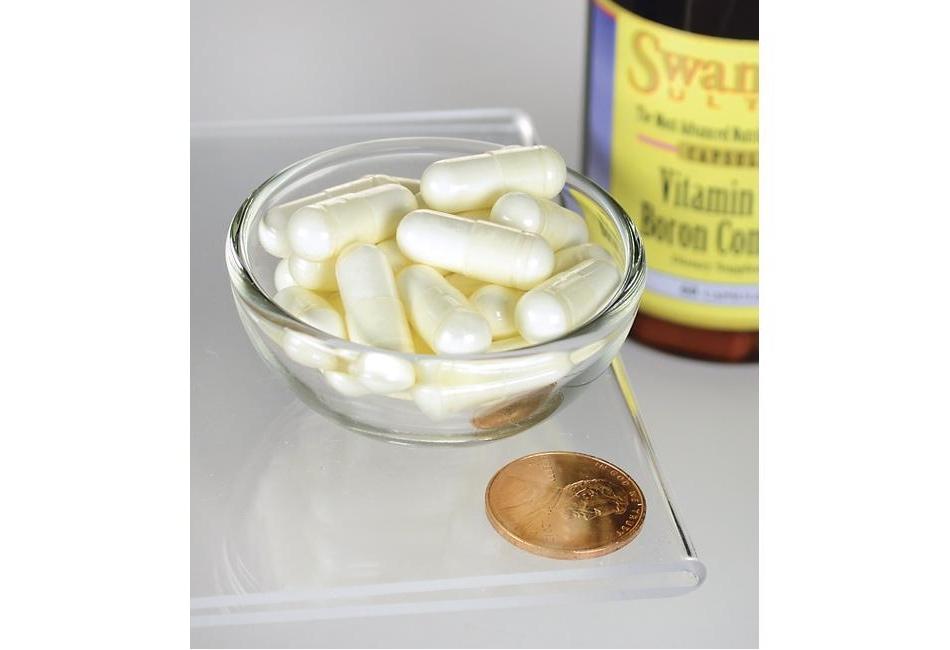 Vitamin D & Boron