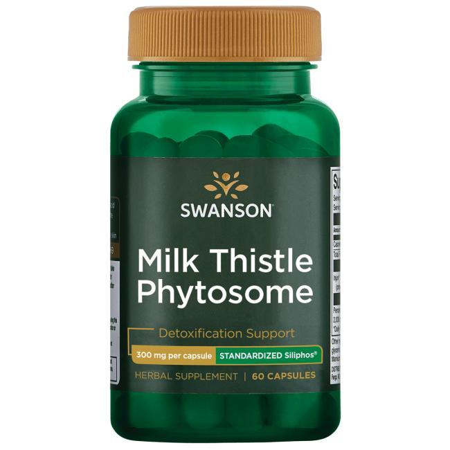 Siliphos Milk Thistle Phytosome