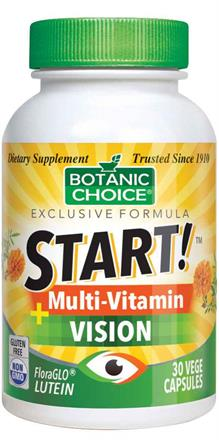 START! Multi-Vitamin + Vision