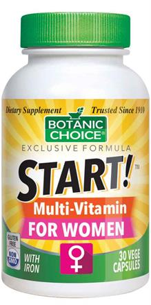 START! Multi-Vitamin for Women