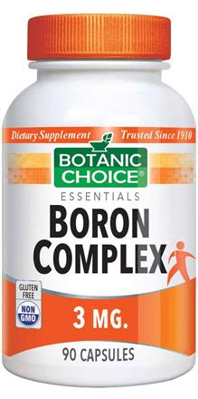 Super Boron Complex 3 mg.