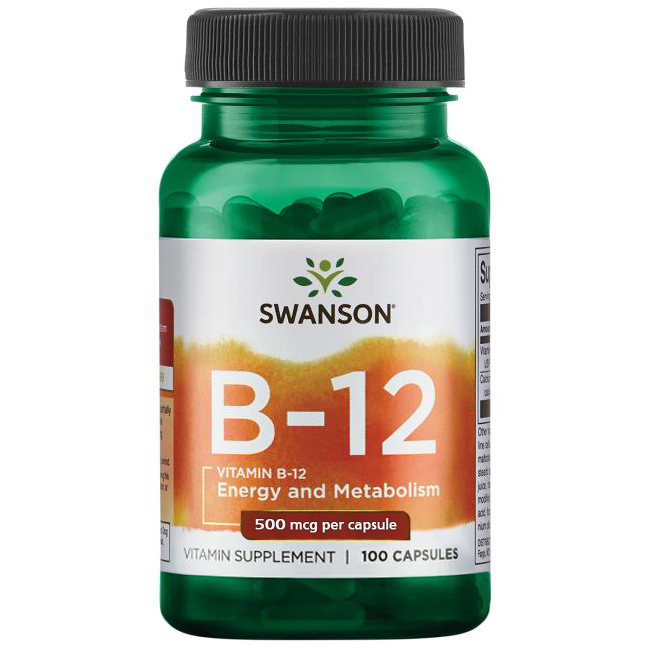 Vitamin B-12 (Cyanocobalamin)
