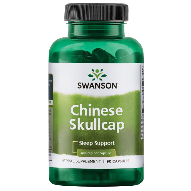 Full-Spectrum Chinese Skullcap
