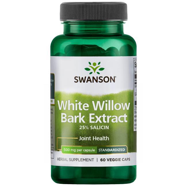 Maximum Power White Willow Bark