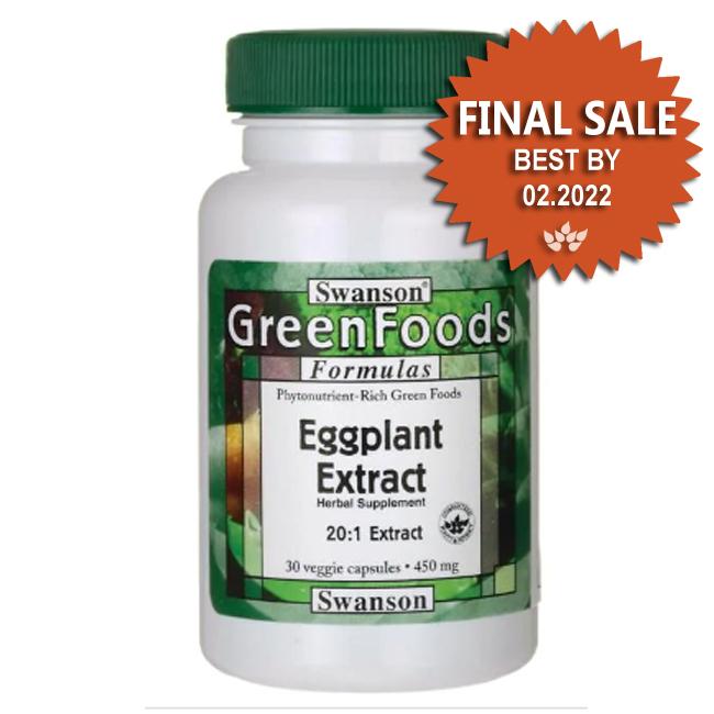 Eggplant Extract 20:1