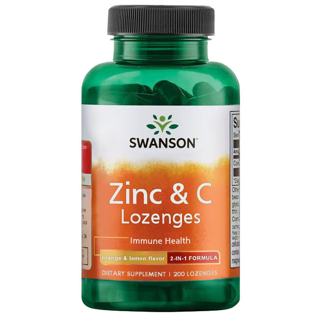 Zinc & C Lozenges