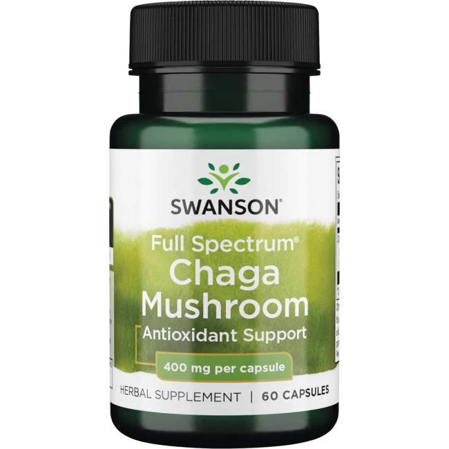 Full Spectrum Chaga Mushroom