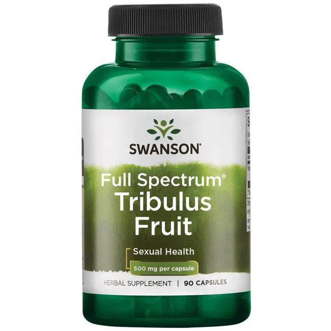 Full-Spectrum Tribulus Fruit