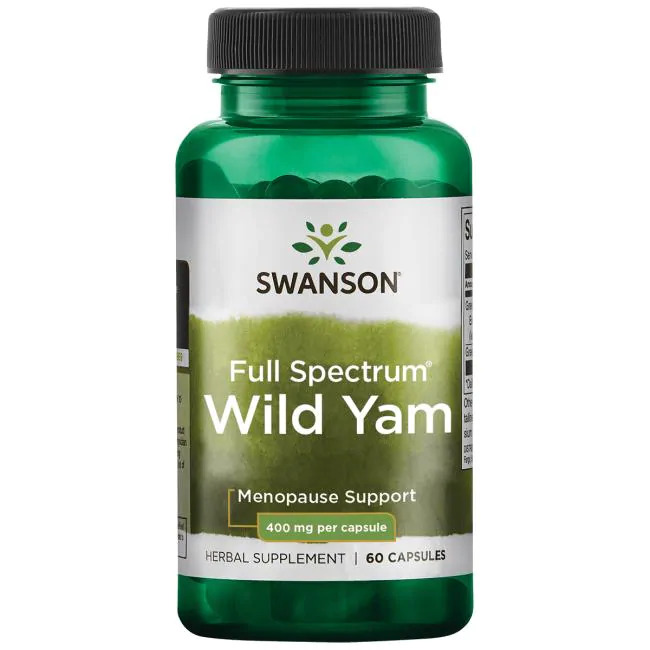 Full Spectrum Wild Yam