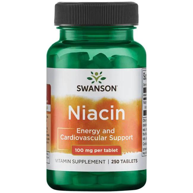 Niacin (Vitamin B-3)