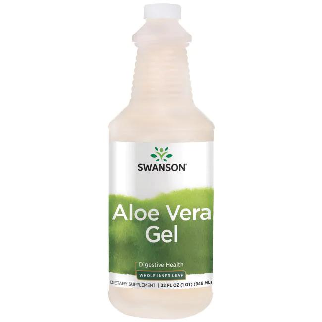 Aloe Vera Gel - Whole Inner Leaf