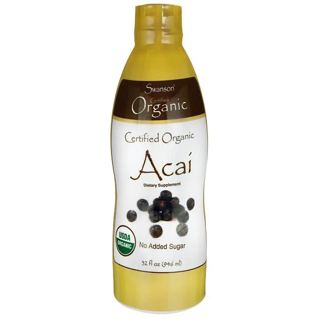 Certified Organic Acai Concentrate