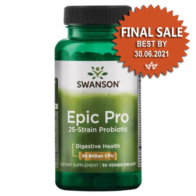 Epic-Pro 25-Strain Probiotic