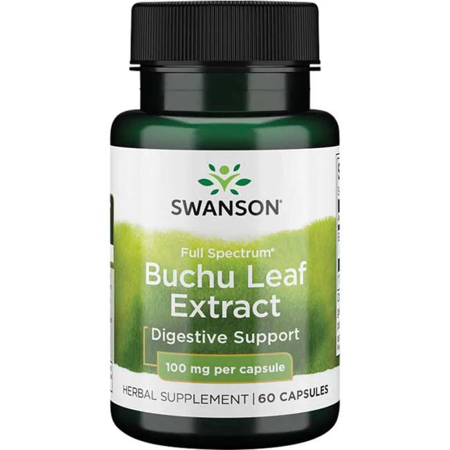Full Spectrum Buchu Leaf Extract 4:01
