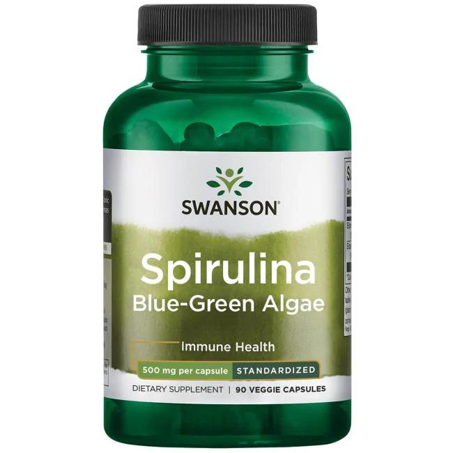 Std Spirulina Natural Blue-Green Algae 10% Phycocyanin