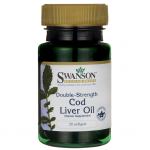 Double-Strength Cod Liver Oil