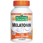 Melatonin 1 mg 120 tabs