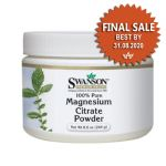 Magnesium Citrate Powder - 100% Pure